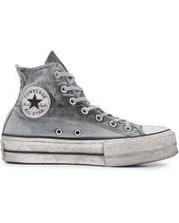 Converse - Chuck Taylor All Star Lift Canvas Ltd High Top - Lyst
