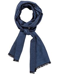 Corridor NYC - Enzyme Dobby Linen Scarf - Lyst