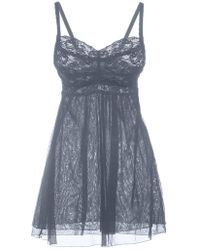 Cosabella - Never Say Never Extended Babydoll - Lyst