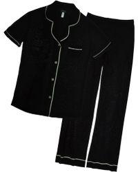 Cosabella - Bella Short Sleeve & Trousers Pyjama Set - Lyst