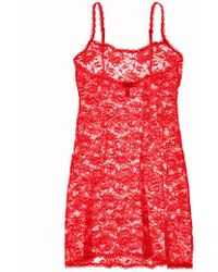 Cosabella | Never Say Never Foxie™ Lace Chemise | Lyst