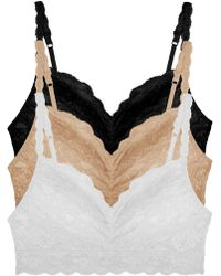 Cosabella - Never Say Nevertm Sweetietm Bralette Basic Pack - Lyst