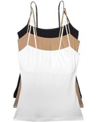 Cosabella - Talco Long Camisole Basic Pack - Lyst