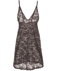 Cosabella - Never Say Never Nightietm Chemise - Lyst