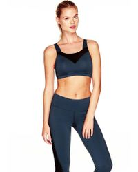 Cosabella | Triathlon Padded Sports Bra | Lyst