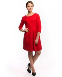 BOSS - Casual Aloky Womens Dress - Lyst