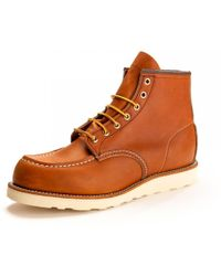 """Red Wing - 6"""" Moc Toe - Lyst"""