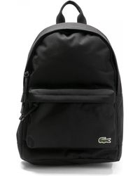 Lacoste - Mens Backpack - Lyst
