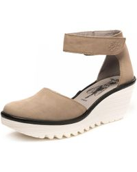 Fly London Yand709fly Cupido Womens Shoes - Multicolor