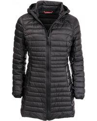 Napapijri - Aerons Long Womens Jacket - Lyst