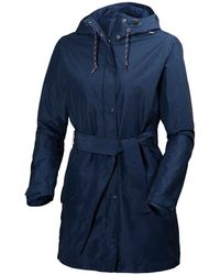 Helly Hansen - Lyness Insulated Ladies Coat - Lyst