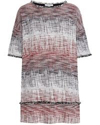 Great Plains - Romany Scribble Tunic Womens Dress - Lyst