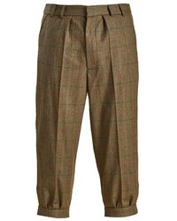 Barbour - Moorhen Mens Breeks - Lyst