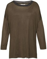 Great Plains - Maria Jersey Long Sleeve Womens Top - Lyst