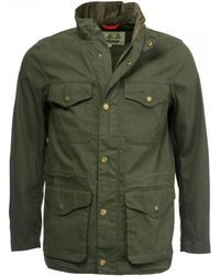 Barbour Skipton Casual Mens Jacket