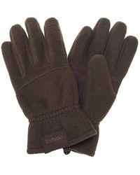 Barbour - Fleece Mens Country Glove - Lyst