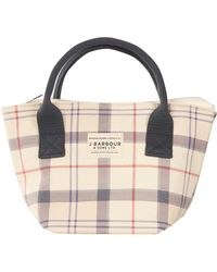 Barbour - Leathen Womens Tote - Lyst
