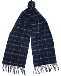 Barbour - Country Tattersall Scarf - Lyst