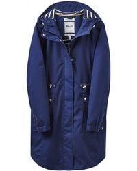 Joules - Coastline Womens Coat (x) - Lyst