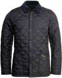 Barbour Heritage Liddesdale Quilted Mens Jacket