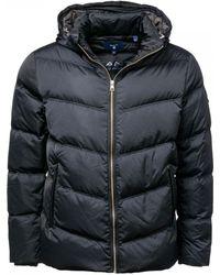 e99ecd35dd9 Men's GANT Parka jackets Online Sale - Lyst