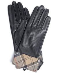 Barbour - Lady Jane Leather Glove - Lyst