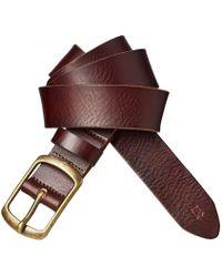 Scotch & Soda - Leather Mens Belt - Lyst