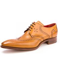 Jeffery West - 4270 Brilleaux Wing Tip Mens Shoe - Lyst