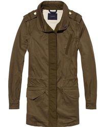 Maison Scotch Army Womens Jacket