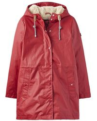 Joules - Rainaway Womens Raincoat S/s - Lyst