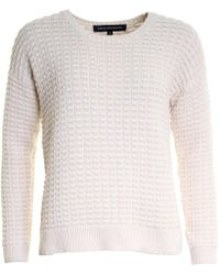 French Connection - Mozart Popcorn Ladies Jumper - Lyst