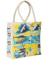 Seasalt - Sailcloth Shopper (ss17) - Lyst