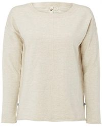 White Stuff - Skye Knitted Top - Lyst