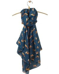 Joules | Wensley Scarf (v) | Lyst