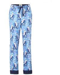 White Stuff - Winter Owls Pyjama Bottoms - Lyst