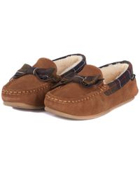 Barbour - Sadie Womens Moccasins - Lyst