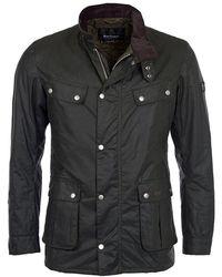Barbour Duke Wax Mens Jacket