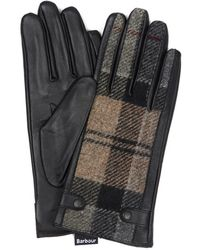 Barbour - Galloway Womens Glove - Lyst