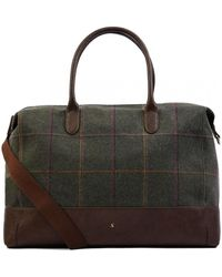 Joules Womens Holdall Bag A/w - Multicolour