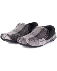 Barbour - Monty Moccasin Mens Slippers - Lyst