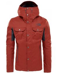 The North Face - Arrano Mens Jacket - Lyst