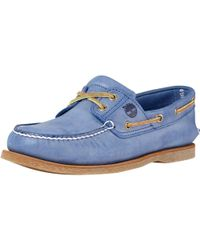 Timberland - Classic 2 Eye Mens Boat Shoe - Lyst