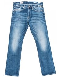 Replay - Waitom Regular Fit Mens Jeans M983 .000.573 - Lyst