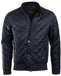 Barbour - Edderton Quilted Mens Jacket - Lyst
