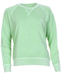 GANT - Sunbleached C-neck Ladies Sweatshirt - Lyst