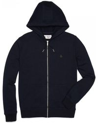 Original Penguin - Raised Rib Pique Hooded Mens Sweatshirt - Lyst