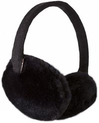 Barts - Plush Earmuffs - Lyst