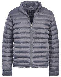 Barbour mens microfibre polarquilt jacket black mqu0022bk91