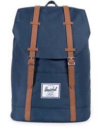 Herschel Supply Co. - Herschel Supply Retreat Navy Backpack - Lyst
