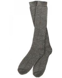 Barbour - Mens Wellington Sock (knee) - Lyst